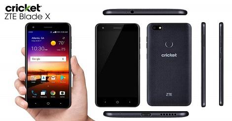 Smartphone ZTE BLADE X