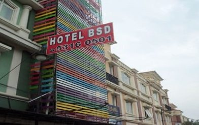 Hotel Murah di Serpong