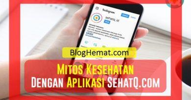 Mitos Kesehatan SehatQ.com