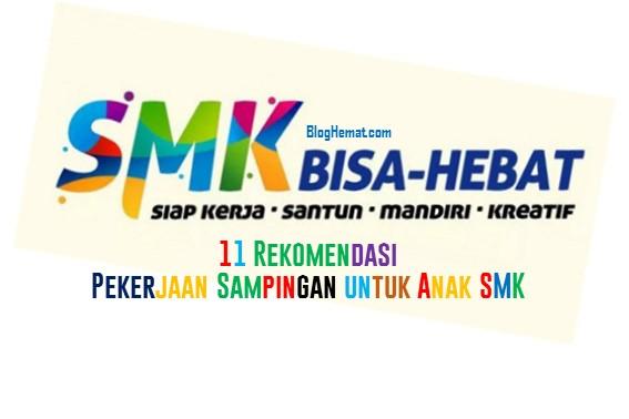 Rekomendasi Pekerjaan Sampingan untuk Anak SMK