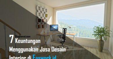 7 Keuntungan Menggunakan Jasa Desain Interior di Faswork.id