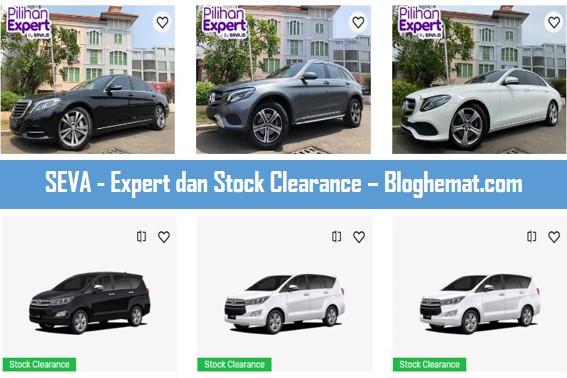 SEVA - Expert dan Stock Clearance