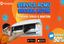 Jasa Service AC Murah HaloJasa