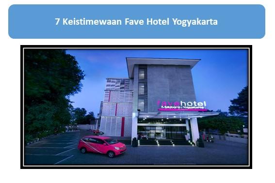 7 Keistimewaan Fave Hotel Yogyakarta