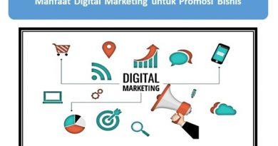 Manfaat Digital Marketing untuk Promosi Bisnis